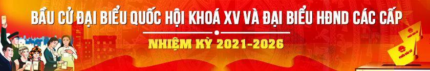 Bầu cử Đại biểu quốc hội khoá XV và Đại biểu HDND các cấp