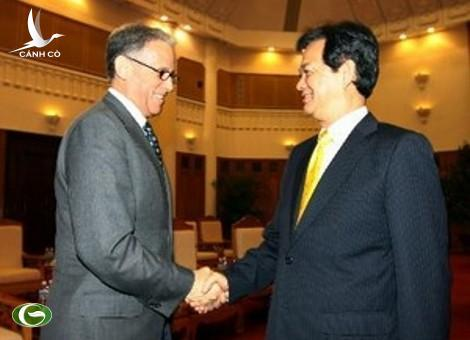 PM Dung received Chairman of the US ' Export-Import Bank (Eximbank) Fred Hochberg