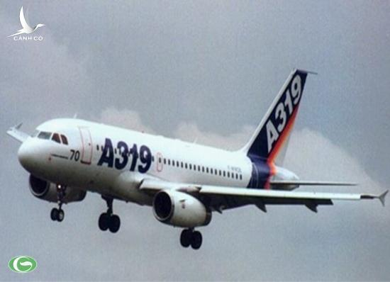 Một chiếc Airbus A319.