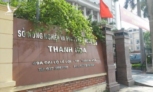 So Nong nghiep Thanh Hoa co 11 pho giam doc hinh anh 1