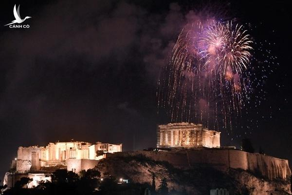 GREECE-NEW-YEAR