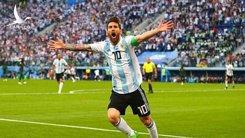 argentina dai chien voi phap o vong 1/8 world cup 2018 hinh 1