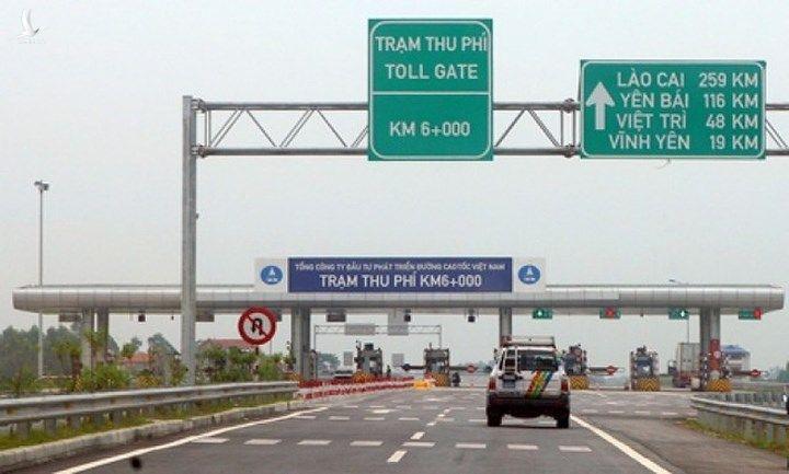 Tổng công ty Đầu tư phát triển đường cao tốc Việt Nam thuộc Bộ GTVT nợ hơn 87.000 tỷ