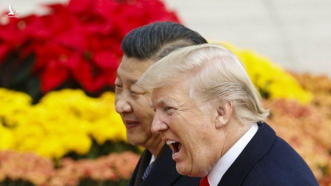 """Tổng thống Donald Trump sẽ """"đánh sập"""" tham vọng bá chủ đại dương của Trung Quốc? (Ảnh minh họa)"""
