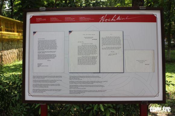 Công bố lá thư Bác Hồ gửi Tổng thống Mỹ Nixon 8 ngày trước khi qua đời - Ảnh 2.