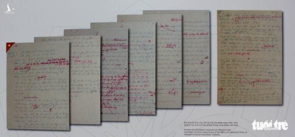 Công bố lá thư Bác Hồ gửi Tổng thống Mỹ Nixon 8 ngày trước khi qua đời - Ảnh 7.