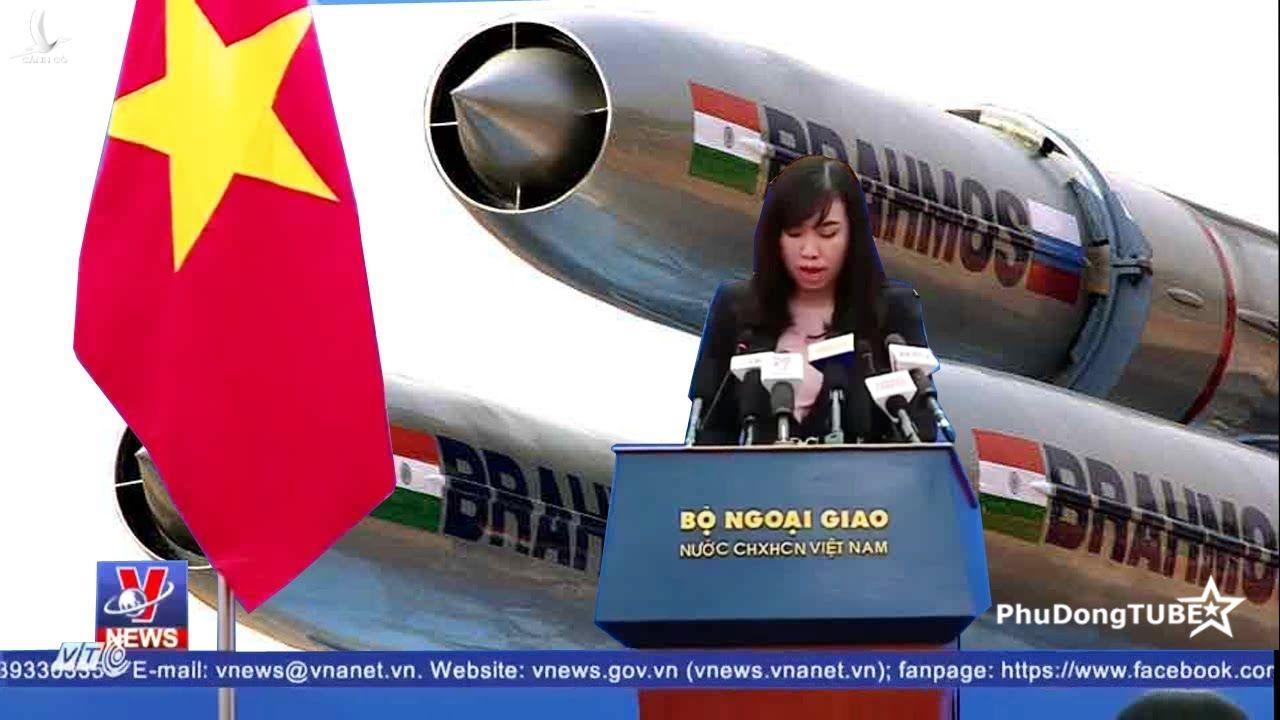 Việt Nam không bình luận và từ chối trả lời báo chí quốc tế về vấn đề Ấn Độ đã bán tên lửa BrahMos.