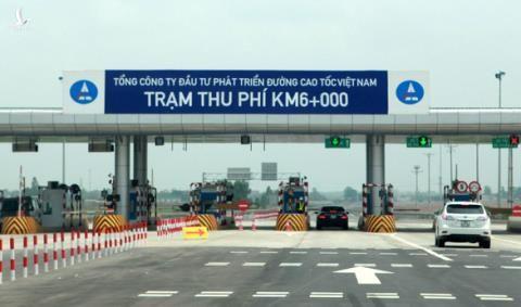 Bo GTVT 'nho' chi dao VEC thu phi khong dung:La qua
