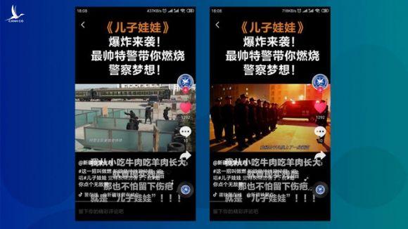 TikTok giờ đây cũng trở thành công cụ tuyên truyền lòng yêu nước tại Trung Quốc - Ảnh 3.