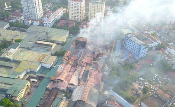 Sự cố cháy công ty Rạng Đông: Chính quyền Hà Nội đã vô trách nhiệm như thế nào? - ảnh 1