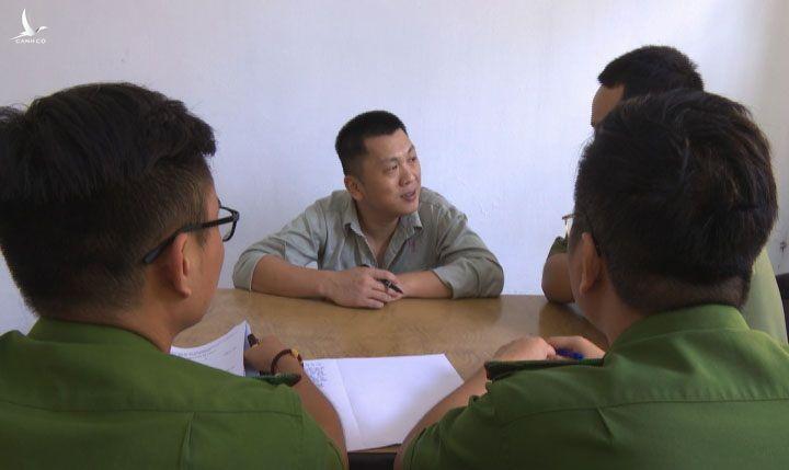 """Đối tượng Wei Hong Qiu (Ngụy Hồng Thu, SN 1982, ở Phúc Kiến, Trung Quốc) để điều tra về hành vi """"Lừa đảo chiếm đoạt tài sản""""."""