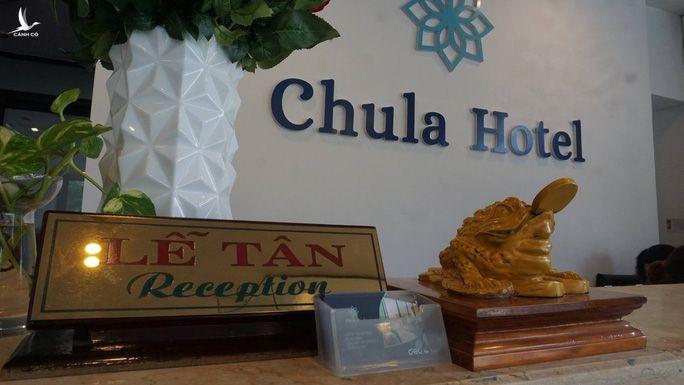 34 đối tượng người Trung Quốc thuê nguyên khách sạn để thao túng chứng khoán