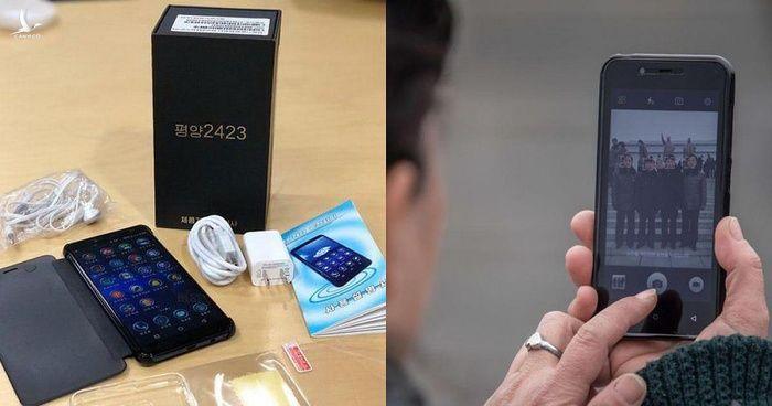 Triều Tiên mới đây đã công bố mẫu điện thoại thông minh mới nhất có tên Pyongyang 2425. Pyongyang 2423 được mô tả là có đủ các tính năng thông dụng trên một chiếc iPhone do hãng Apple sản xuất.