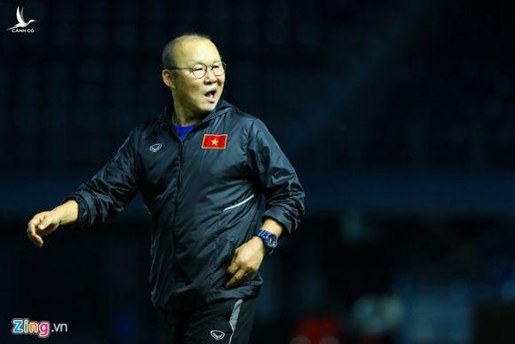 HLV Park: 'Viet Nam chua san sang cho World Cup dau' hinh anh 1