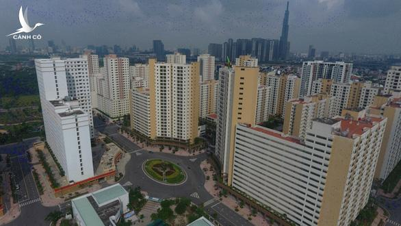 Dự kiến bán đấu giá 3.790 căn hộ tái định cư dôi dư tại Thủ Thiêm sẽ thu về hơn 9.936 tỉ đồng - Ảnh: TỰ TRUNG