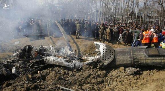 Ấn Độ thừa nhận bắn nhầm trực thăng quân mình, khiến 7 người chết - Ảnh 1.
