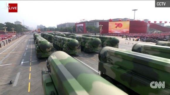 15.000 binh sĩ tham gia duyệt binh kỷ niệm 70 năm Quốc khánh Trung Quốc - ảnh 8