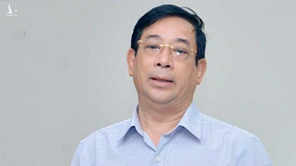 Ông Lương Ngọc Khuê, Cục trưởng Cục Khám, chữa bệnh (Bộ Y tế), Giám đốc Quỹ Phòng, chống tác hại thuốc lá /// Ảnh Hoàng Hải