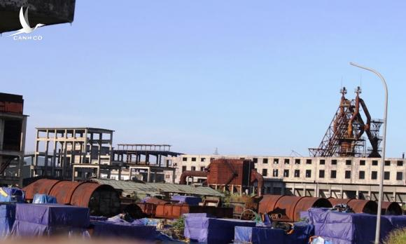 Nhà máy thép 1.700 tỷ, 'hóa kiếp' được 205 tỷ đồng