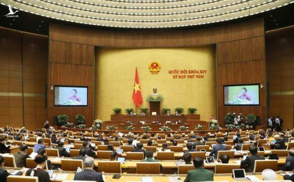 ĐB Nguyễn Anh Trí: ĐBQH mong có những thông tin cập nhật về tình hình Biển Đông