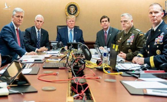 Chi tiết về cuộc đột kích hoàn hảo của đặc nhiệm Mỹ tiêu diệt trùm khủng bố - Ảnh 2.