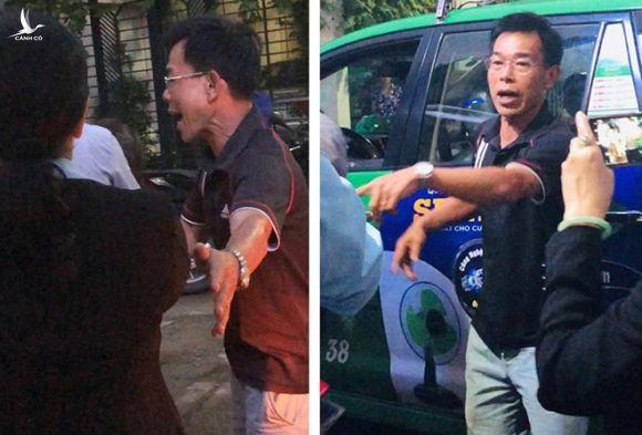 Ông Nguyễn Hải Nam khi xảy ra sự việc xôn xao dư luận