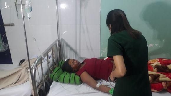 Nổ đầu đạn sát thương 9 người ở Kon Tum - ảnh 1