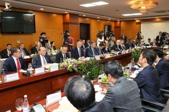 Việt - Mỹ ký kết 5 thỏa thuận kinh doanh lớn trị giá hàng tỉ USD - Ảnh 3.