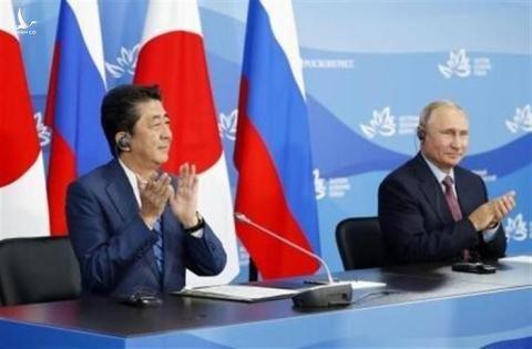 Chinh sachlacua Putin phat tac hieu tai Dong Bac A
