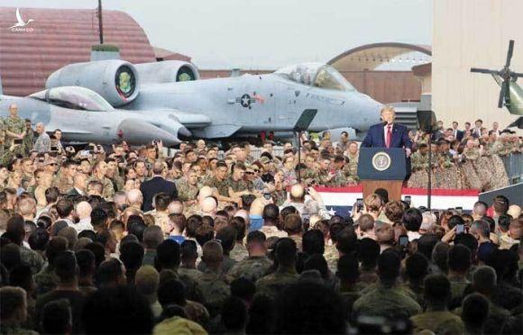 Mỹ định rút hàng nghìn quân khỏi Hàn Quốc