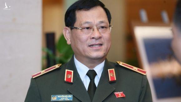Ông Nguyễn Hữu Cầu, Giám đốc Công an tỉnh Nghệ An /// Ảnh Ngọc Thắng