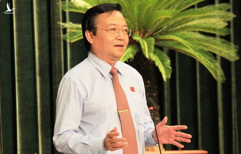 Giám đốc Sở GD-ĐT TP.HCM Lê Hồng Sơn