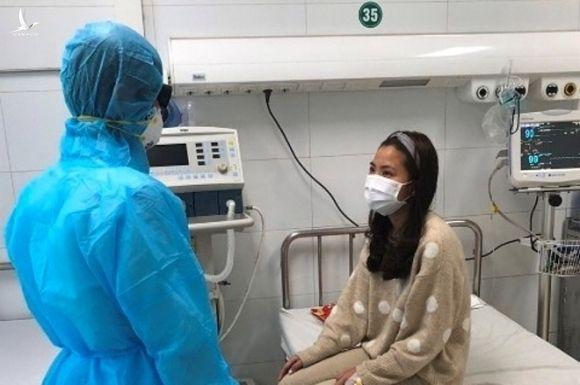 Bệnh nhân ở Thanh hoá được cách ly tại Bệnh viện tỉnh, ngày 24/1. Ảnh: Tô Hà.
