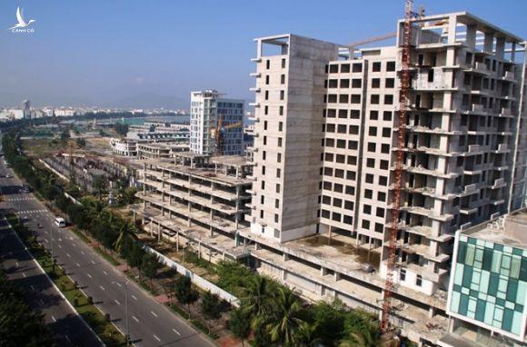 Chỉ riêng dự án 29 ha khu đô thị quốc tế Đa Phước đã gây thiệt hại hơn 11.200 tỉ đồng /// Ảnh: Hoàng Sơn