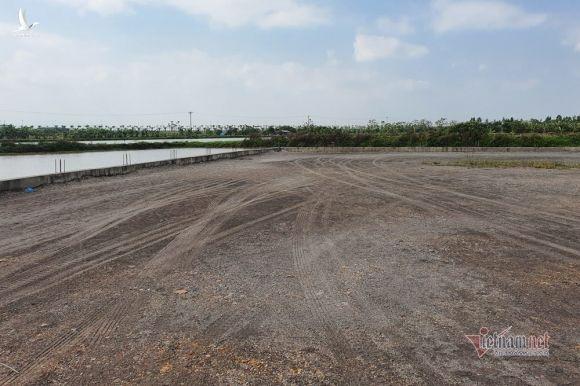 Một xã ở Hà Nội có hàng chục công trình xây dựng lấn sông, lấp hồ