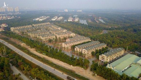 Toà nhà 30 tầng không phép, 200 biệt thự 'âm thầm' xây chui