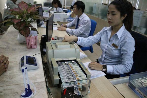 Ngân hàng Nhà nước: Việt Nam không thao túng tiền tệ - Ảnh 1.