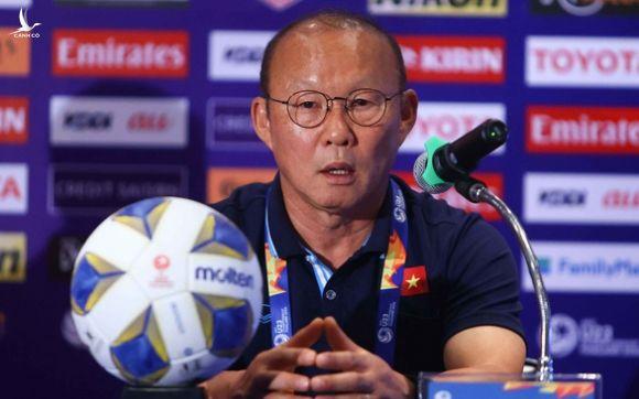 HLV Park: Toàn đội sẽ cố gắng hết sức ở trận gặp Triều Tiên - Ảnh 1.