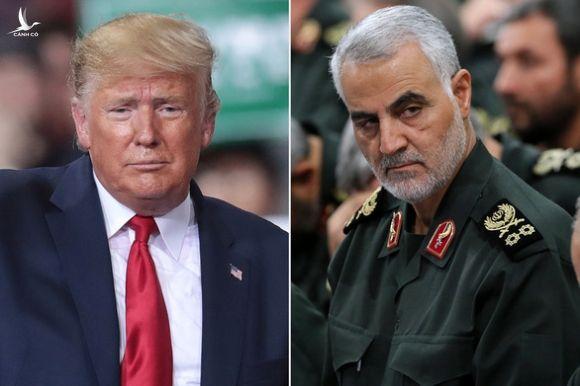 Ông Trump: Tướng Soleimani lẽ ra bị tiêu diệt từ nhiều năm trước - Ảnh 1.