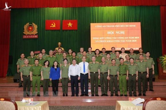 Dai tuong To Lam: Xu ly kip thoi cac tinh huong phuc tap ve an ninh hinh anh 2