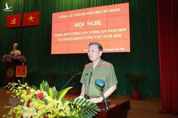 Dai tuong To Lam: Xu ly kip thoi cac tinh huong phuc tap ve an ninh hinh anh 1