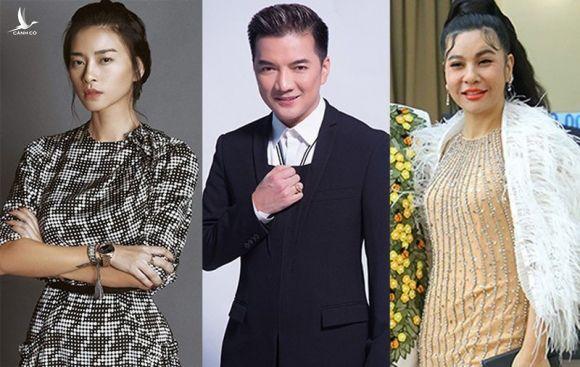 Dam Vinh Hung, Cat Phuong, Ngo Thanh Van dua tin sai dich Corona... phat the nao moi xung?