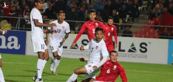 Rúng động: Tuyển Myanmar bị điều tra bán độ ở vòng loại World Cup 2022 - ảnh 1