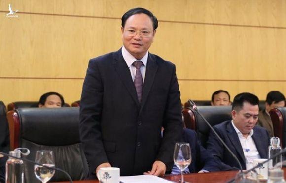Bổ nhiệm và tái bổ nhiệm Thứ trưởng Bộ Tài nguyên và Môi trường - Ảnh 2.