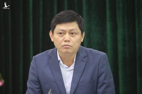 Chủ tịch quận Ba Đình chưa biết khi nào cưỡng chế tiếp nhà 8B Lê Trực - 1