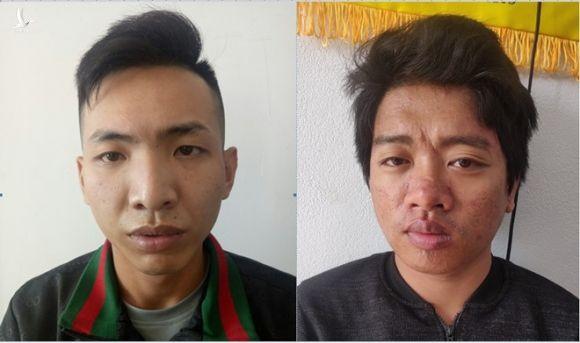 Đà Nẵng: Bắt tướng cướp ngông cuồng - ảnh 2
