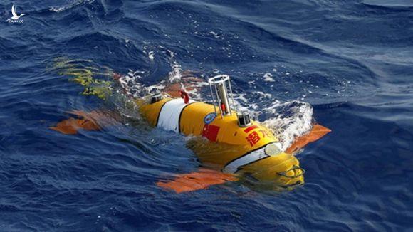Ấn Độ báo động vì tàu lặn không người lái Trung Quốc