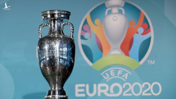Euro 2020 chính thức chuyển sang thi đấu vào mùa hè 2021 /// AFP