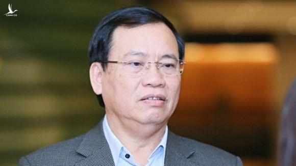 Ông Vũ Trọng Kim, Ủy viên Ủy ban Tư pháp Quốc hội /// Ảnh Gia Hân