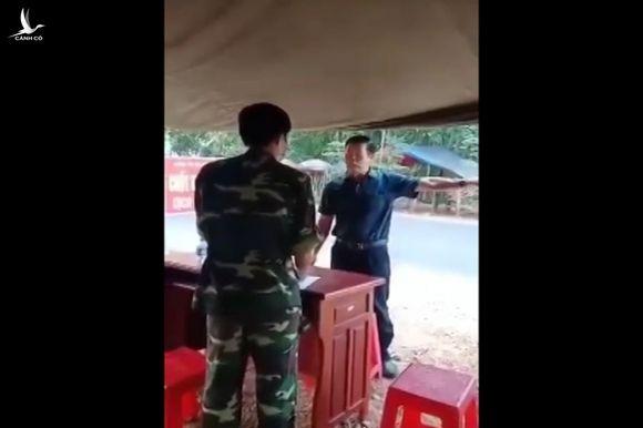 Phó chủ tịch HĐND huyện không chấp hành kiểm tra dịch Covid-19: Sẽ xử lý nghiêm ông Lưu Văn Thanh - ảnh 1